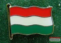 Kitűző - Magyar zászló, 20 mm