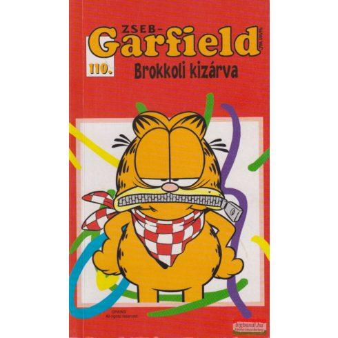Jim Davis - Zseb-Garfield - Brokkoli kizárva