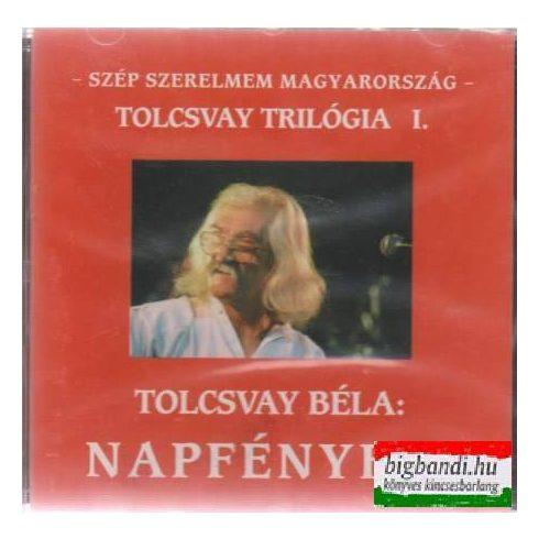 Tolcsvay Trió és az Ifjú Muzsikás - Napfényfia CD