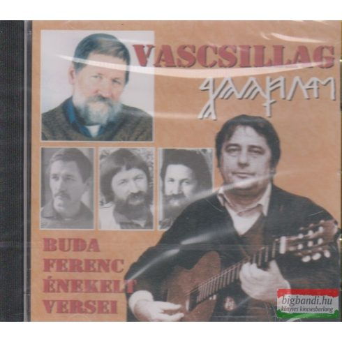 Dinnyés József: Vascsillag CD