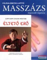 Peijian Shen - Lam Kam Chuen mester - Éltető erő + Fájdalomcsillapító masszázs - Akciós csomag 9.
