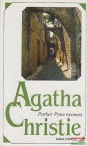 Agatha Christie - Parker Pyne nyomoz
