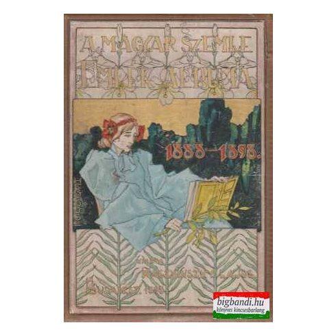 A Magyar Szemle emlék-albuma 1888-1898