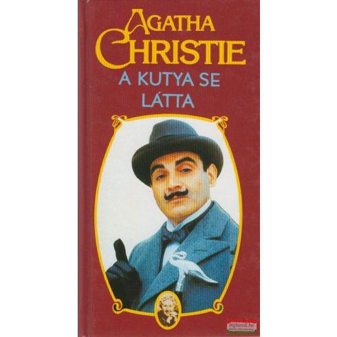 Agatha Christie - A kutya se látta
