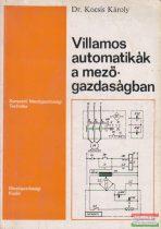 Dr. Kocsis Károly - Villamos automatikák a mezőgazdaságban