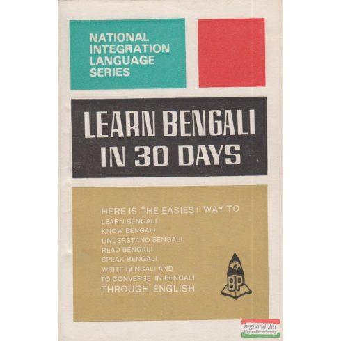 Sameer Dey - Learn Bengali Through English in 30 Days