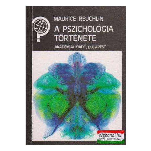 A pszichológia története