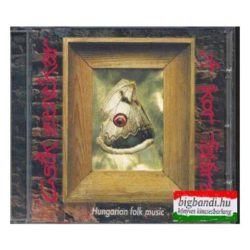 Csík zenekar - A kor falára CD