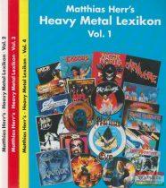 Matthias Herr's Heavy Metal Lexikon Vol.1-4