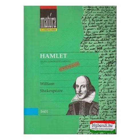 William Shakespeare - Hamlet - teljes, gondozott szöveg (kétnyelvű)