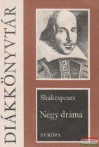 William Shakespeare - Négy dráma - Julius Caesar / Hamlet, dán királyfi / Szentivánéji álom / Lear király