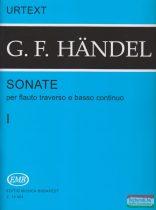 Sonate per flauto traverso e basso continuo I.
