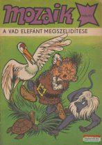 Mozaik 1986/10 - A vad elefánt megszelidítése