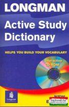 Longman Active Study Dictionary - fourth edition
