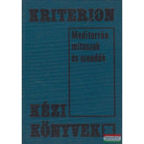 Szabó György - Mediterrán mítoszok és mondák - Mitológiai kislexikon