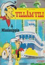 Goscinny - Villám Vili - A Mississipin
