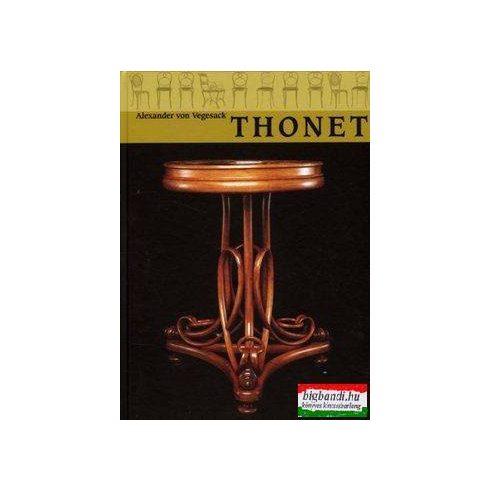 Alexander von Vegesack - Thonet - hajlítottfa- és csővázas bútorok