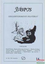 Jáspis - Szellemtudományi folyóirat 14. IV. Évf. 1993 december