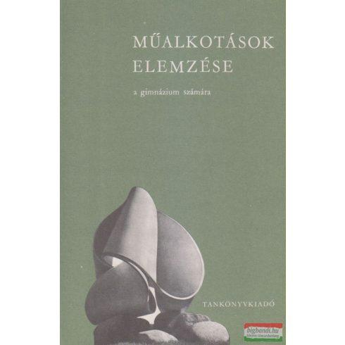 Dr. Maksay László - Műalkotások elemzése