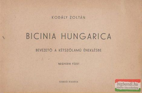 Bicinia Hungarica - Bevezető a kétszólamú éneklésbe