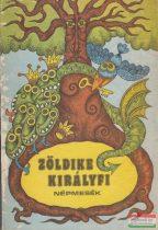 Fábián Imre szerk. - Zöldike királyfi - Népmesék