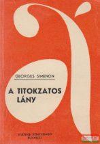 Georges Simenon - A titokzatos lány