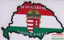Autós matrica - Magyarok Szövetsége