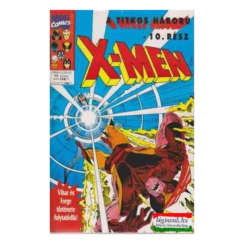 X-Men 17. (1994/4)