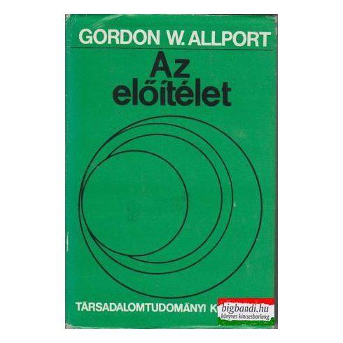 Gordon W. Allport - Az előítélet