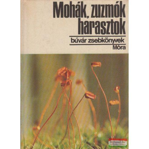 Dr. Simon Tibor - Mohák, zuzmók, harasztok