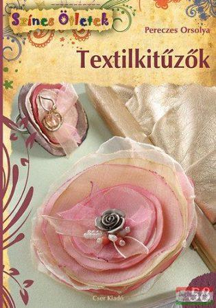 Pereczes Orsolya - Textilkitűzők