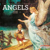 Angels lemeznaptár 2018