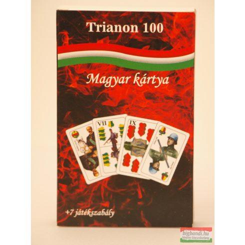 Trianon 100 - Magyar kártya + 7 játékszabály