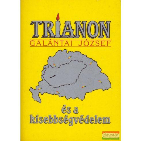 Galántai József - Trianon és a kisebbségvédelem