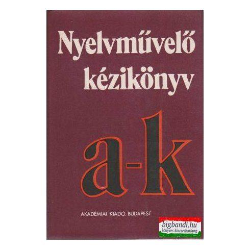 Nyelvművelő kézikönyv I-II.