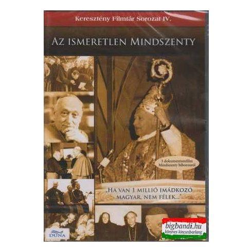 Az ismeretlen Mindszenty - 3 dokumentumfilm Mindszenty bíborosról