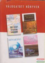 Tom Clancy - Szivárvány kommandó / Nicholas Sparks - Karácsonyi angyal / James Vance Marshall - Hóvakság / Elaine Kagan - Kinek a gyermeke?