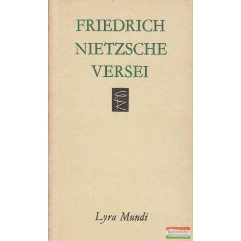 Friedrich Nietzsche versei