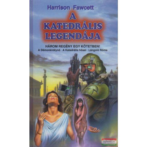 Harrison Fawcett - A katedrális legendája