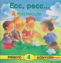 Chászárné Simon Alice -Tényi Katalin - Ecc, pecc... - Kiszámolók
