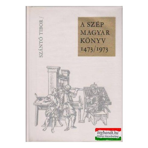 A szép magyar könyv 1473/1973