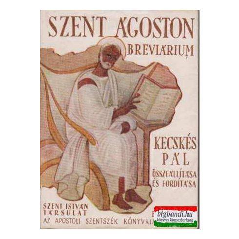 Szent Ágoston Breviárium (1960)