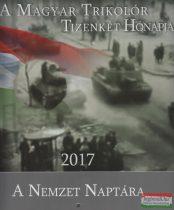 A Magyar Trikolór Tizenkét Hónapja 2017 - falinaptár