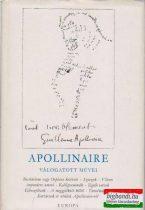Guillaume Apollinaire válogatott művei