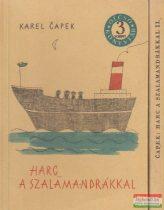 Karel Capek - Harc a szalamandrákkal I-II.