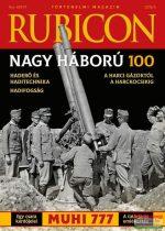 Rubicon 2018/5. Nagy Háború 100  - Történelmi magazin