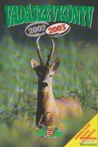 Vadászévkönyv 2002-2003