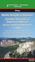 Gyergyói-havasok és Hagymás-hegység 1:60000