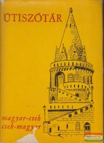 Magyar-cseh, cseh-magyar útiszótár