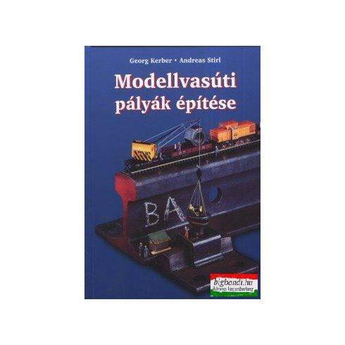 Modellvasúti pályák építése